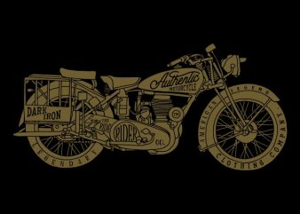 Enjoy the ride t shirt vector