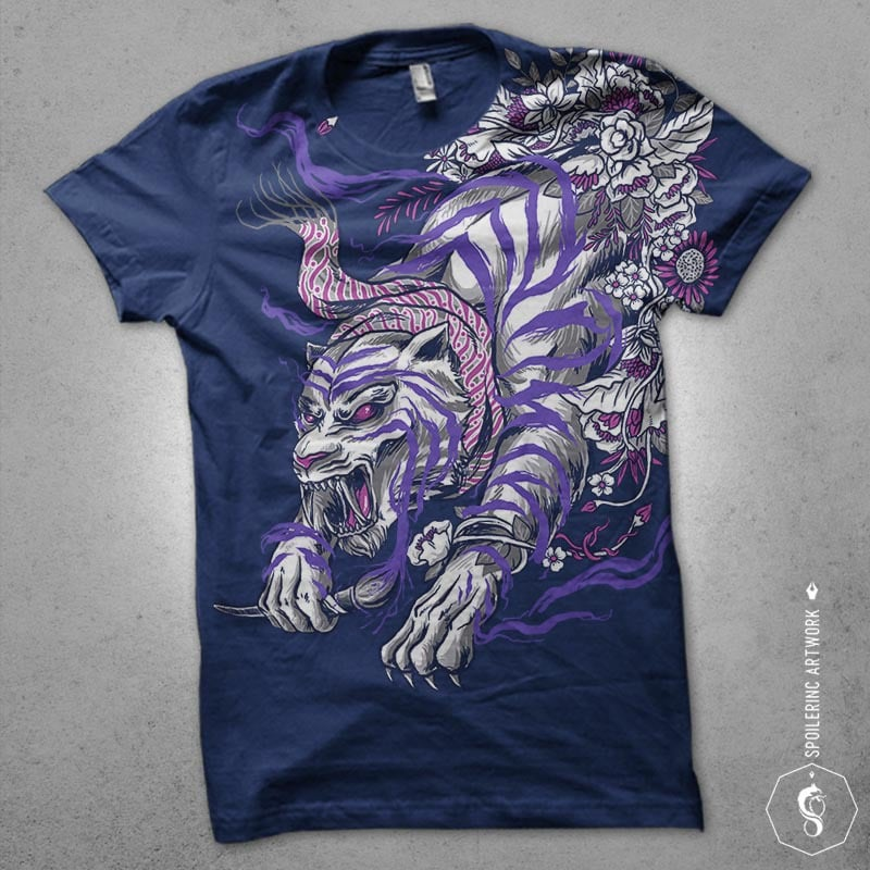 ajian macan putih tshirt design buy t shirt design