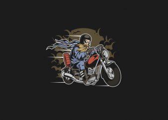 Bearded Biker Graphic t-shirt buy t shirt design
