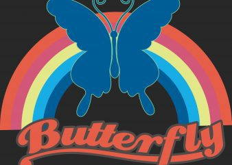 Butterfly buy t shirt design