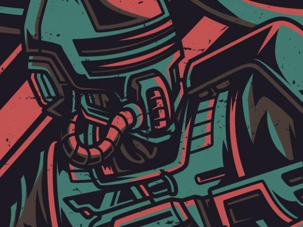 Funk Army T-Shirt Design