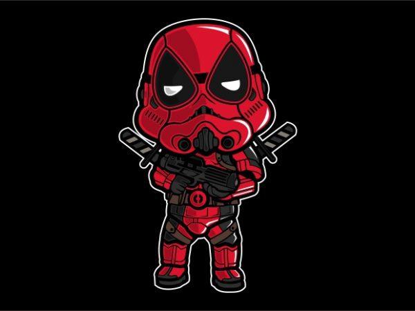 Deadtrooper buy t shirt design
