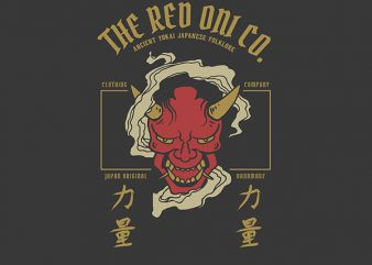 Demon Graphic t-shirt design buy t shirt design