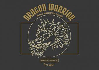 Dragon Graphic t-shirt design buy t shirt design