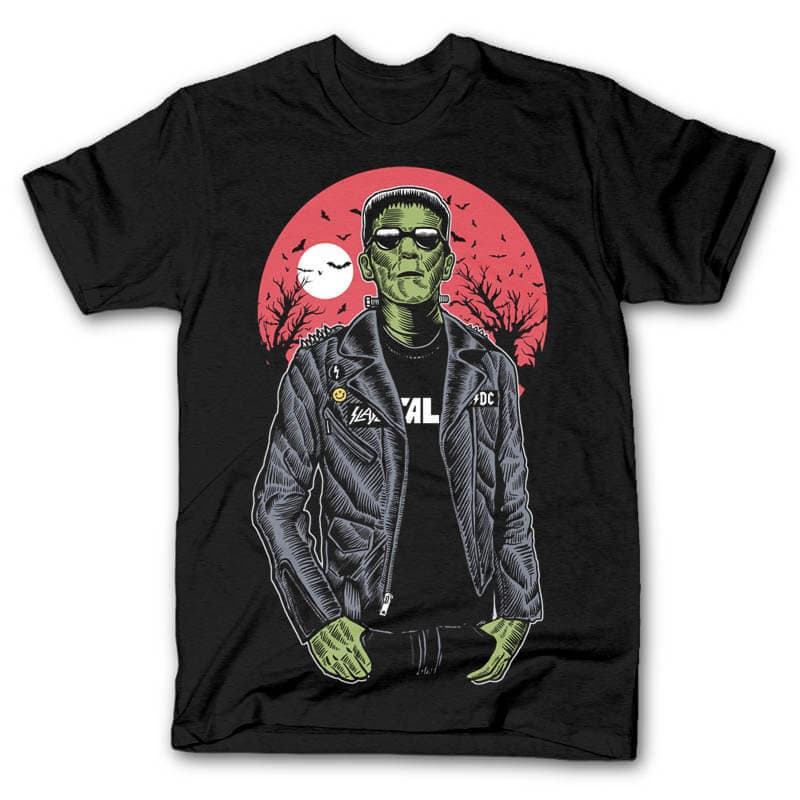 Frank Graphic t-shirt design buy t shirt design