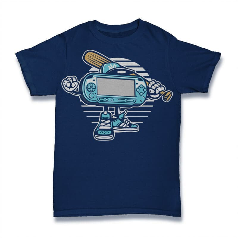 Game On 1 Graphic t-shirt design buy t shirt design