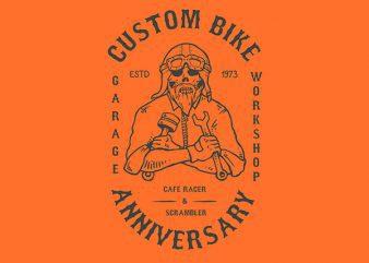 Mechanic Graphic t-shirt design buy t shirt design