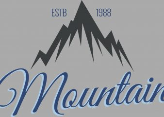 Mountain Hiking t shirt designs for sale