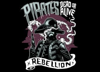 Pirates Vector t-shirt design buy t shirt design