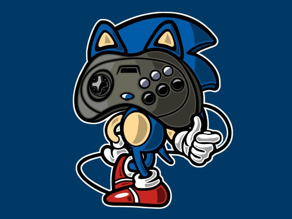 0f5bd26558da Player Head 2 Vector t-shirt design- Best T-shirt Design