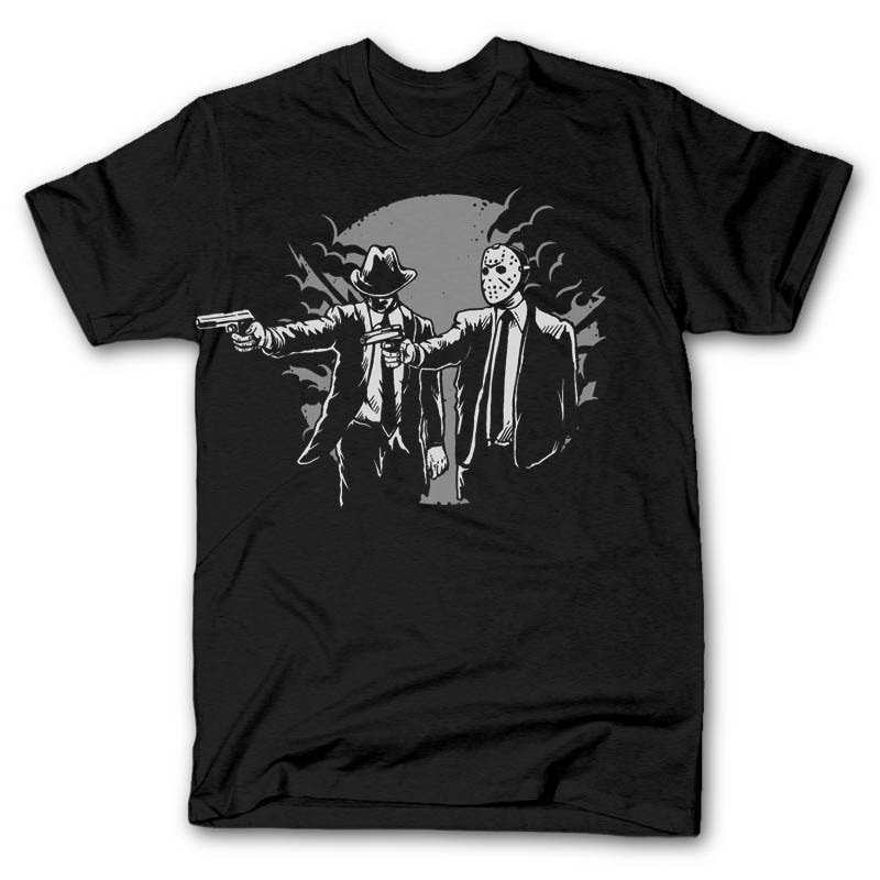 Pulp Killer Graphi t-shirt design buy t shirt design