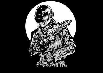 Punkster 2 Vector t-shirt design t shirt vector
