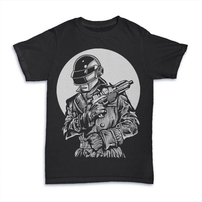 Punkster 2 Vector t-shirt design buy t shirt design