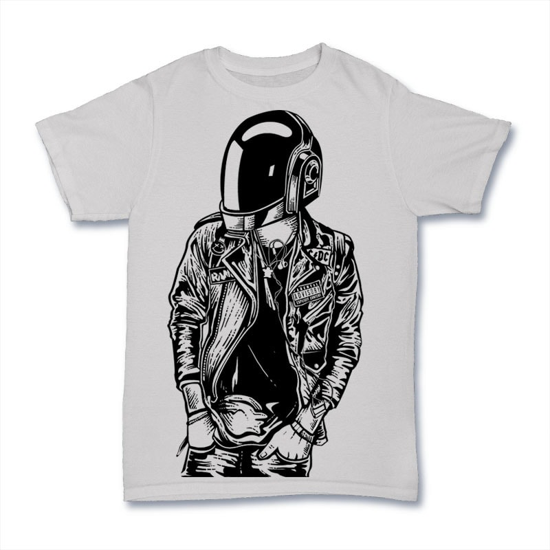Punkster Vector t-shirt design buy t shirt design