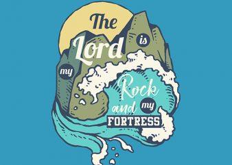 Rock Wave Graphic t-shirt