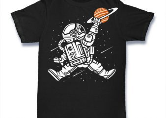 Space Jump Graphic t-shirt design buy t shirt design