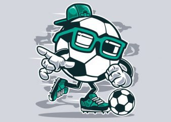 Street Soccer Graphic t-shirt design buy t shirt design