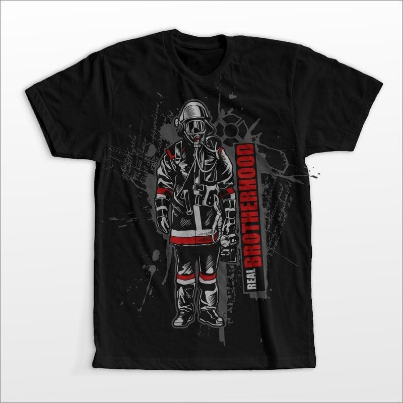 Real brotherhood buy t shirt design