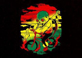 good life Graphic t-shirt design