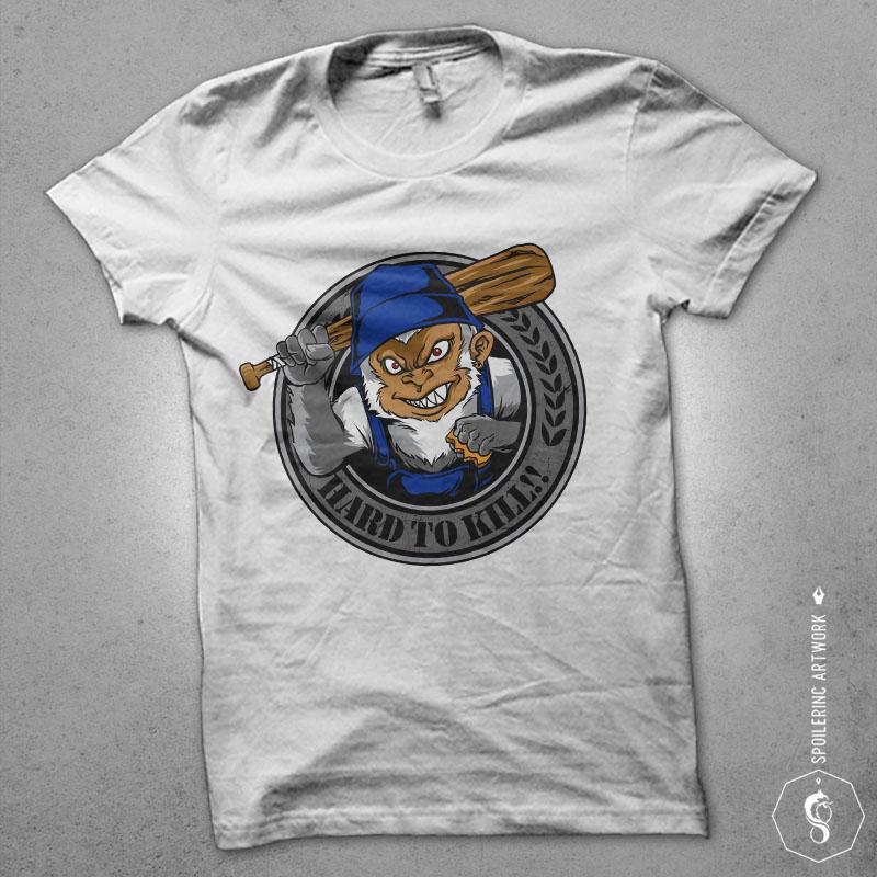 ape's clan Vector t-shirt design buy t shirt design