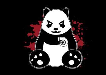 panda turbo Vector t-shirt design buy t shirt design