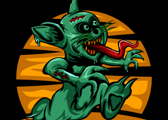 Mouse Zombie buy t shirt design