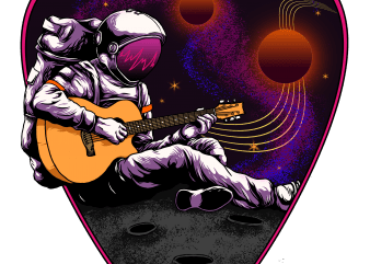 alone at space buy t shirt design