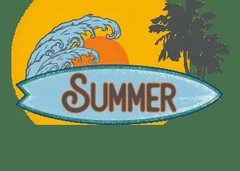surf buy t shirt design