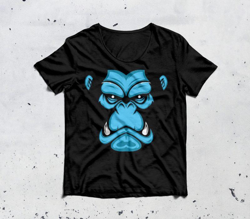 gorilla avatar skin buy t shirt design