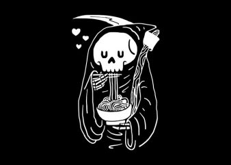 Ramen Reaper buy t shirt design