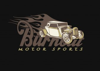 Motor Sport buy t shirt design