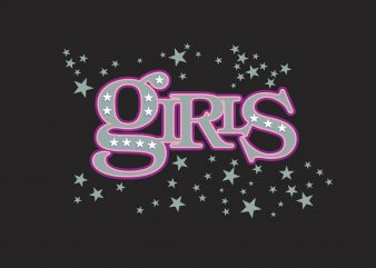 The Girls t shirt designs for sale