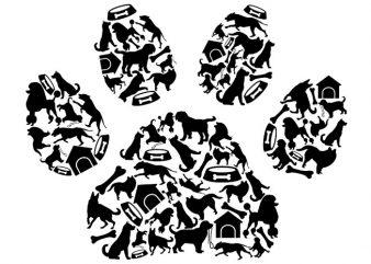 Dogs Tshirt Design buy t shirt design