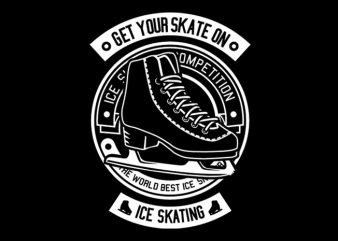 Ice Skating Tshirt Design buy t shirt design