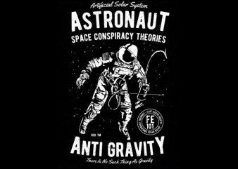 Space Conspiracy Theories Vector t-shirt design buy t shirt design