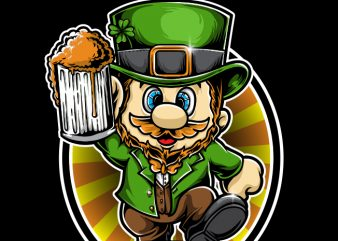 Super St patrick Day buy t shirt design