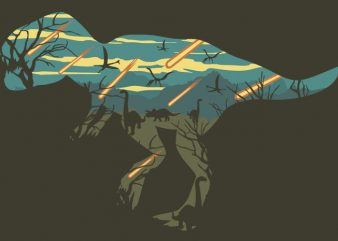 TRex Tshirt Design buy t shirt design
