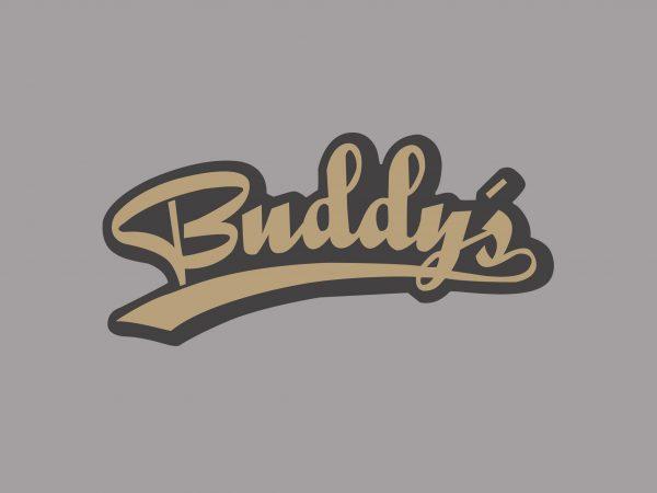Buddy's t shirt template