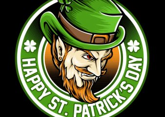 St Patrick buy t shirt design