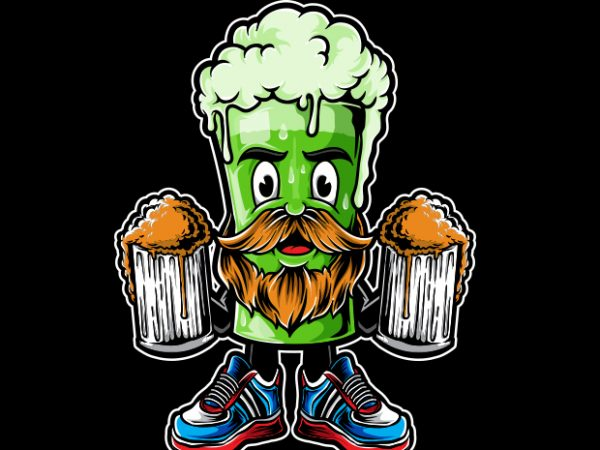Beer Buddy buy t shirt design