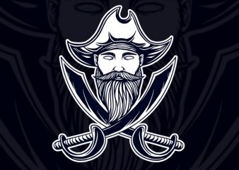 Pirates T-shirt Design buy t shirt design