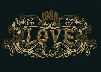 1989 Love
