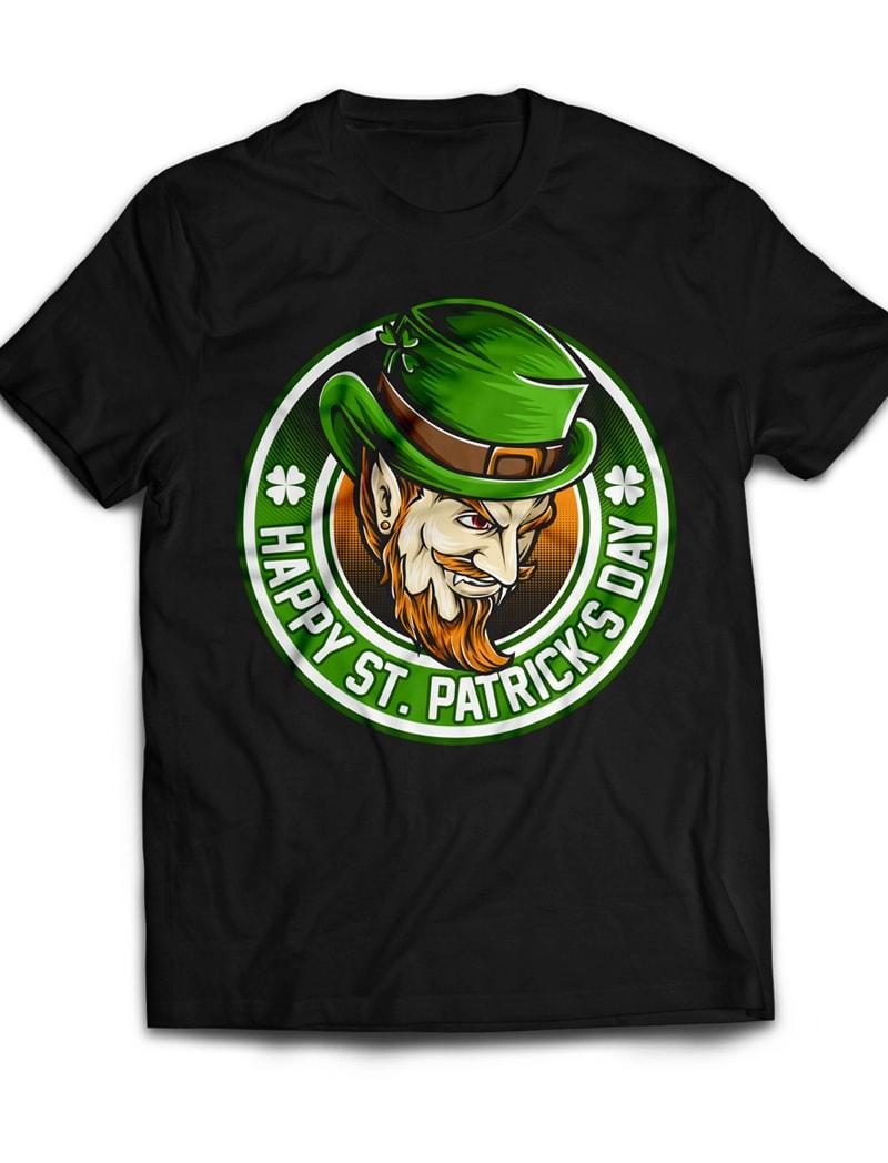 St Patrick buy t shirt design