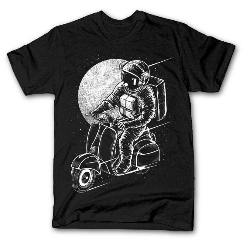 Astroscooter buy t shirt design