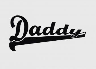 Daddy Father's Day buy t shirt design
