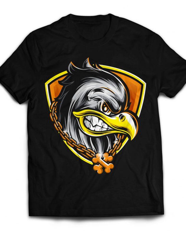 Eaglez buy t shirt design