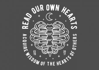 Read Our Own Hearts t shirt design online