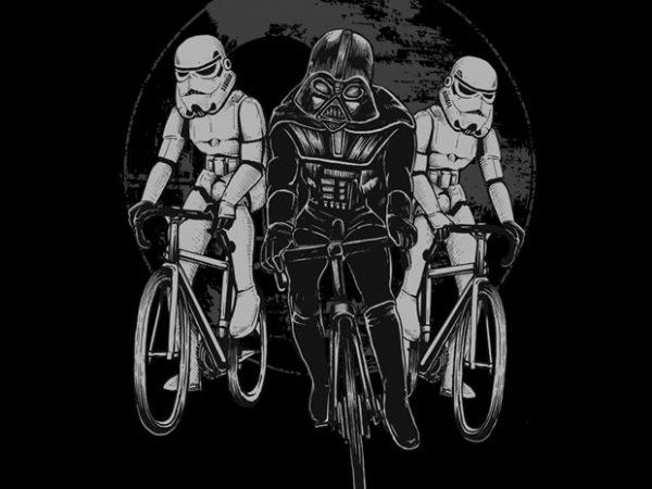 Star Bikers buy t shirt design
