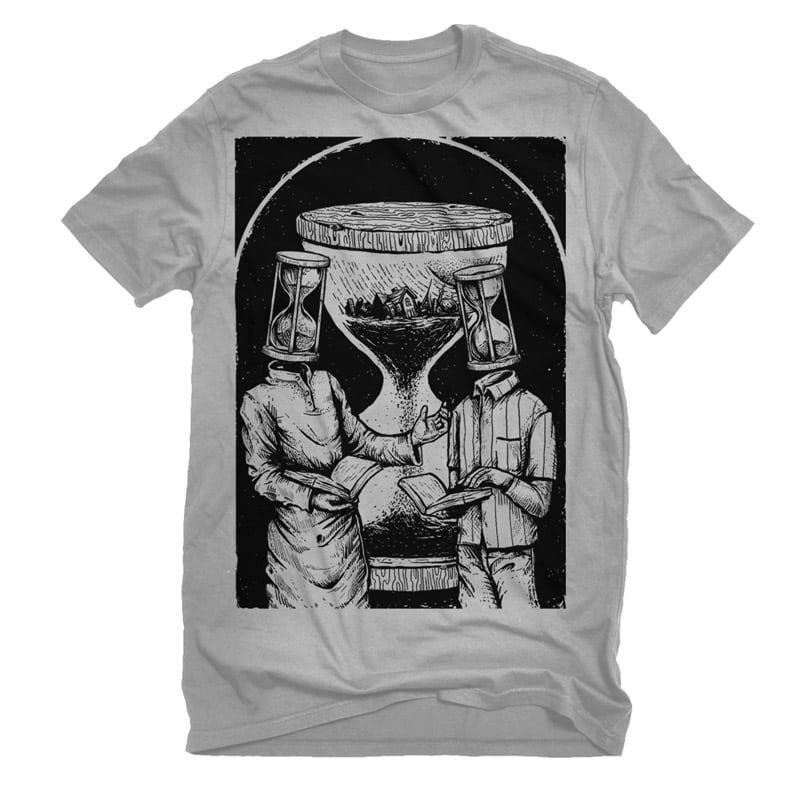 Time buy t shirt design