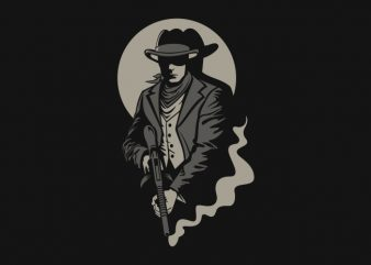 wild west buy t shirt design